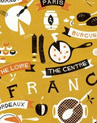 Local French Cuisine: Full day by London Vegetarian School - food in London