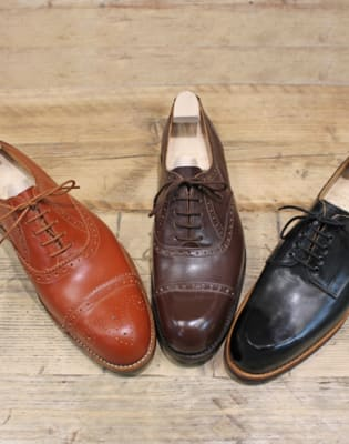 Shoe Making - Introduction to Hand Lasting by Carréducker Shoe & Leather School - crafts in London