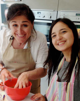 Family Cooking Made Easy by Emma's Kitchen - food in London