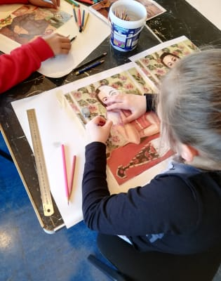 Young Artist's Course 2 by London Art School - art in London
