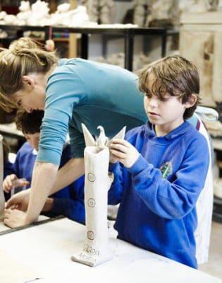 Art Spells Magic Kids Classes by Lucky Studio - art in London
