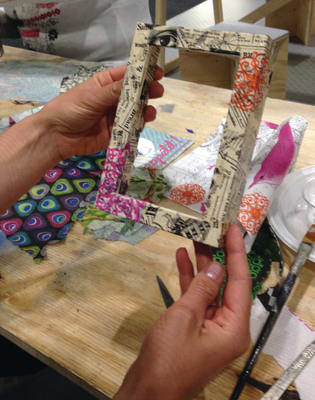 Introduction to Decoupage Workshop by Gabriela Szulman Art - crafts in London