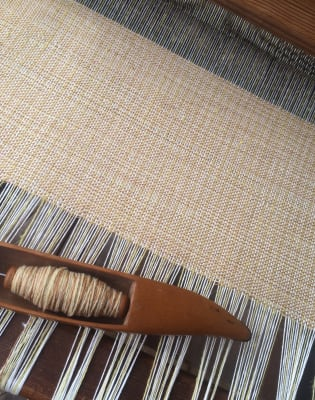 Introduction to Multi-Shaft Weaving by Alan Oliver Handwoven Rugs & Textiles - crafts in London