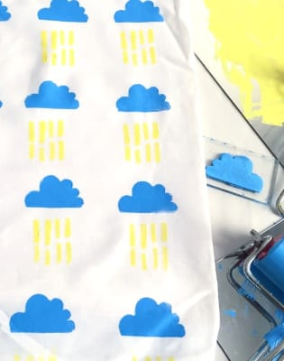 Monthly Family Workshop: Dreamy Printed Pillowcases by Little Artists London - art in London