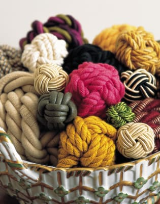 Knots & Tassels Workshop by VV Rouleaux - crafts in London