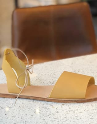 Leather Sandal Making Class by I Can Make Shoes - crafts in London