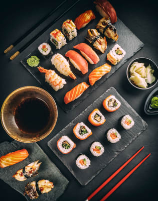 Sushi Foundation Class by London Cookery School - food in London