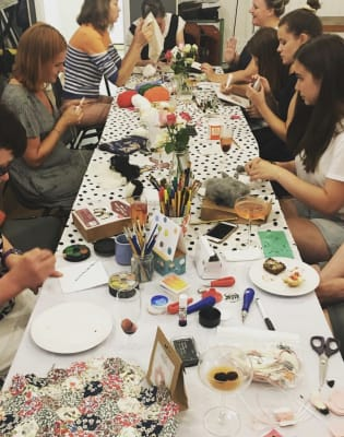 Monday Craft Club by The Makers Studio - crafts in London