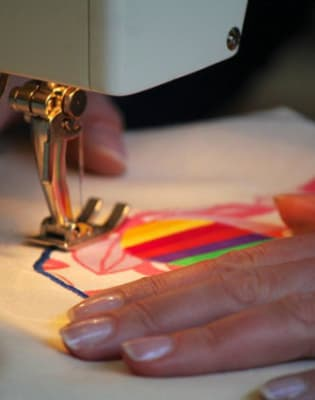 Beginner's Sewing Machine Class by Stag and Bow - crafts in London