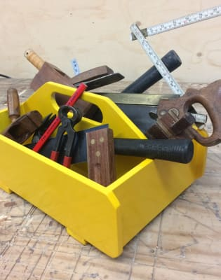 Get Handy - Woodwork by London Sculpture Workshop - crafts in London