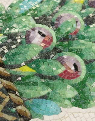 Various Techniques Mosaic Course by London School of Mosaic - art in London
