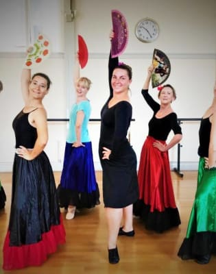 Character Dance Class by Ballet 4 Life - dance in London