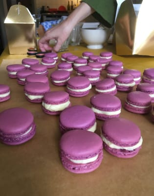 Macaron Making for Beginners by Tricia's House - food in London