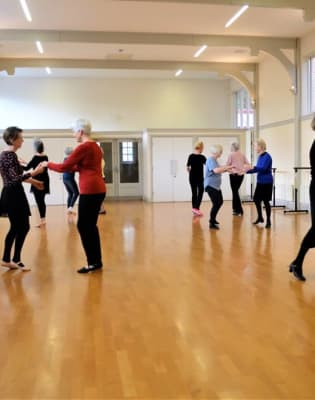 Ballroom and Latin Dance classes by Ballet 4 Life - dance in London