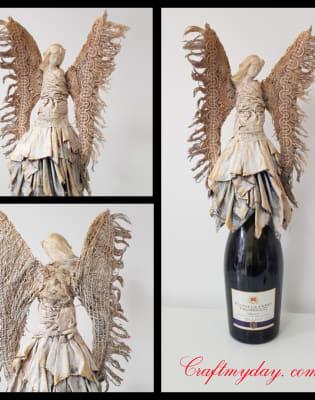 Powertex Sculpture figurine by Craft My Day LTD - art in London