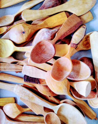 Spoon Carving Workshop by London Green Wood - crafts in London