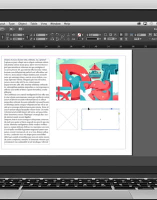 Introduction to Adobe InDesign by EM Dash Design - technology in London