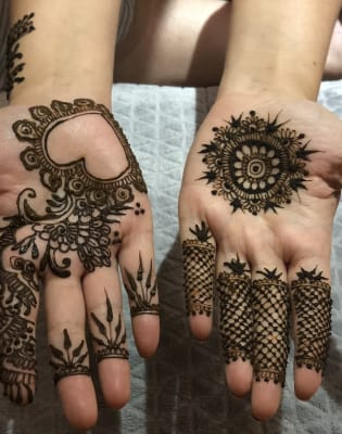 Henna Designing by Artful Soulful - art in London