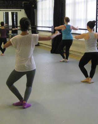 Adult Ballet Improver Class by Ballet 4 Life - dance in London