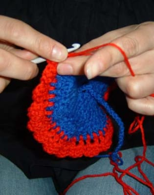 Beginners Crochet Class with Tone Ward : Morning by Fabrications - crafts in London