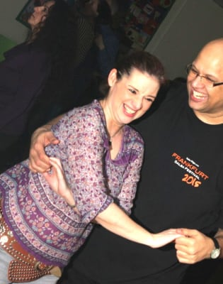 Improvers Salsa Class by Sweetlead Salsa - dance in London