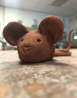 Terracotta Animal Workshop by Workshop 305 Community Interest Company - art in London