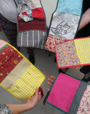Beginners Sewing 2 (zips, buttonholes & bindings) with Barley Massey : Morning by Fabrications - crafts in London