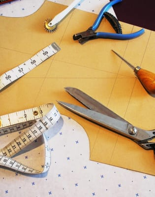 Pattern Cutting Workshop by Heba Studio - crafts in London