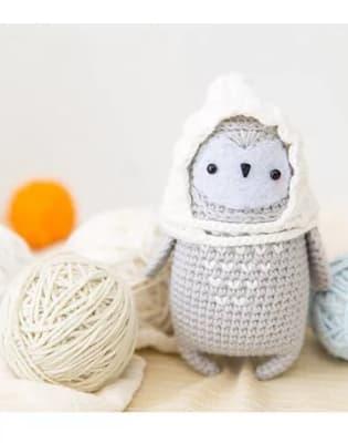 Amigurumi Crochet Workshop by Token Studio - crafts in London