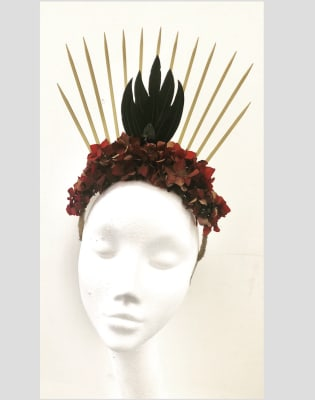 Festival Headpiece Making Workshop & Flower crown by Sophie and Luna London - crafts in London