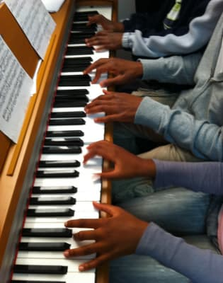 Beginners Group Piano Lessons by Catford Music School - music in London