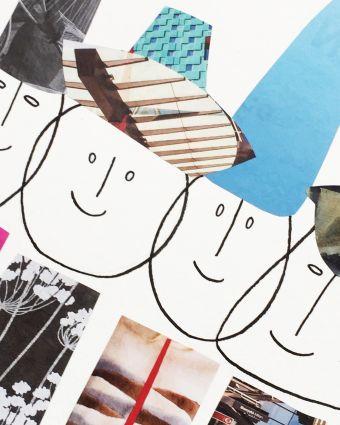 Designs on Britain Series: Explore the Art of Collage with Gabriela Szulman