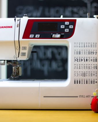 Sewing Machine How-to with Lisa Falconer