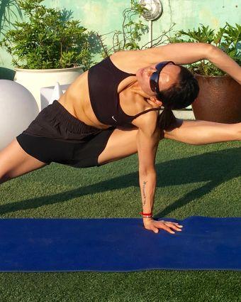 sizzling dynamic; yang & yin yoga workshop