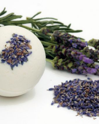 Organic Bath Bomb Making Workshop