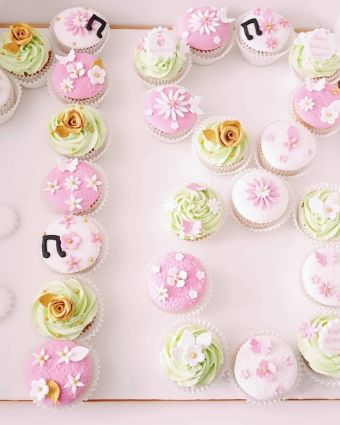 Cupcake Baking and Decorating Class
