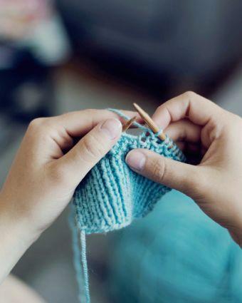 Beginners Knitting Class