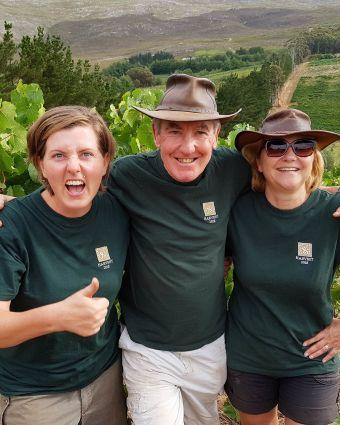 Fine Wine Networking | Meet Tim Pearson