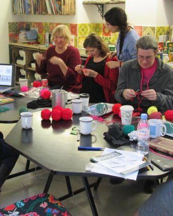 Beginner Crochet Class with Ayda Anlagan : Full Day