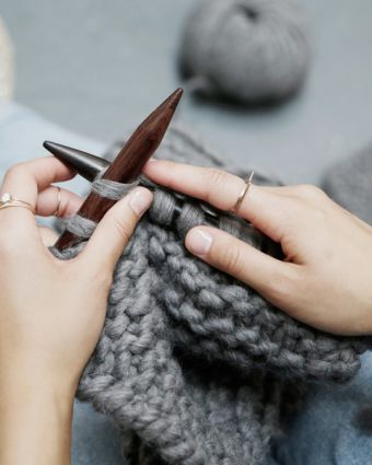 Learn to Knit with Natalie Selles