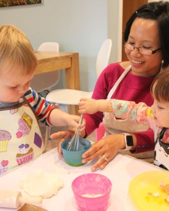 Cookery Sessions for Young Children