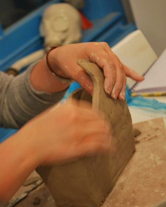 Ceramics Taster Session