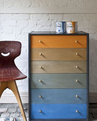 Upcycling Furniture with Annie Sloan Chalk Paint