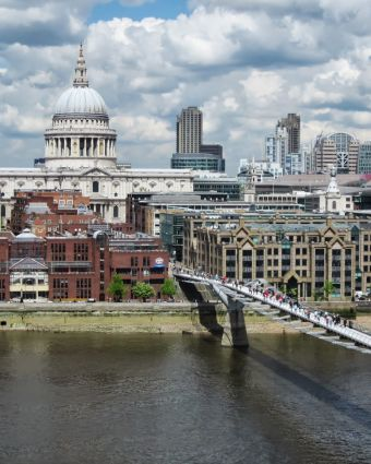 Drawing London, from The Shard to The Tate Modern