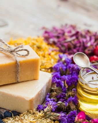 Organic Soap Making Workshop
