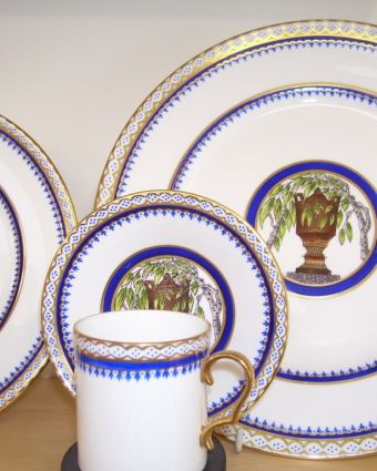 China and Porcelain Painting Course