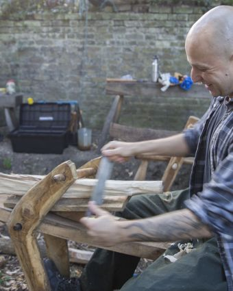Introduction to Green Woodwork Workshop