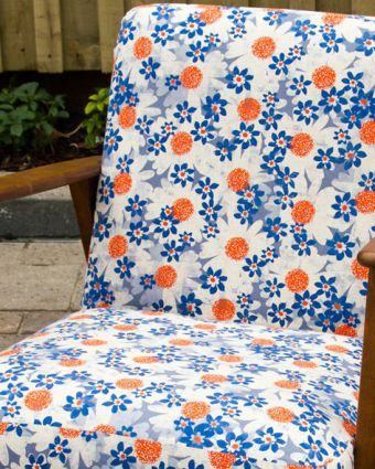 Beginners Upholstery - Sew a Box Cushion