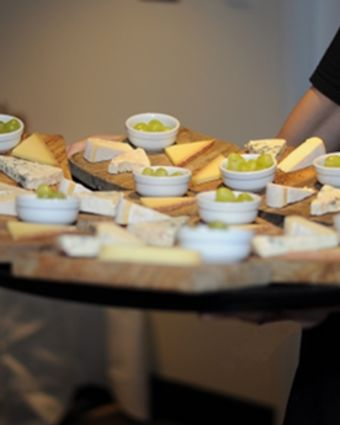 Wine and Cheese Tasting on Friday Night