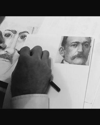 Foundation Level in Fine Art Drawing Workshop